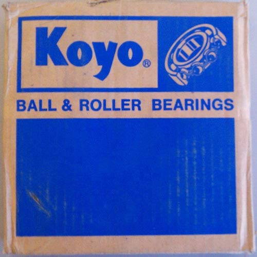 6203-2YDZZ Koyo New Single Row Ball Bearing