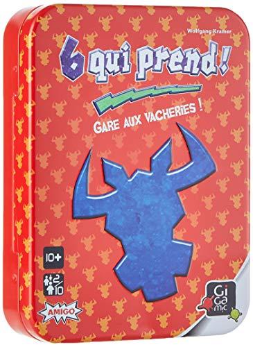 GIGAMIC amsixq–Kartenspiel–6Die nimmt.