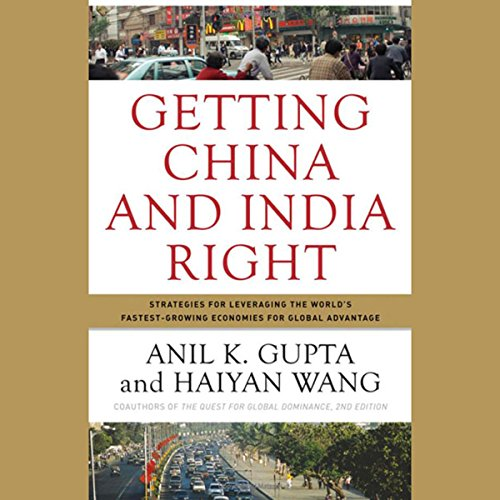 Getting China and India Right cover art