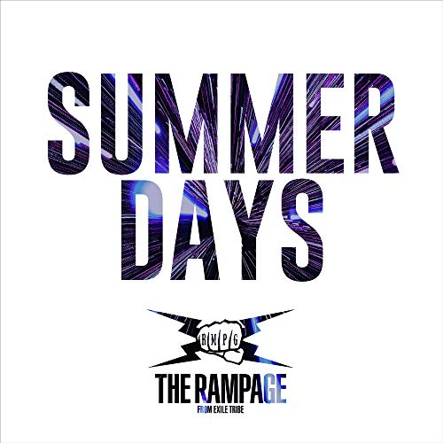 [Single]SUMMER DAYS – THE RAMPAGE from EXILE TRIBE[FLAC + MP3]