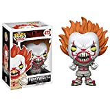 KYYT Funko Horror Movies: IT #473 Pennywise (with Teeth) Pop! Chibi...