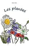 Livre pour les enfants: 'Les plantes' (French Edition): (Les lecteurs débutants, Apprentissage précoce)