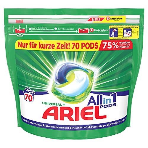 Ariel All-in-1 PODS Universal – 70Waschladungen