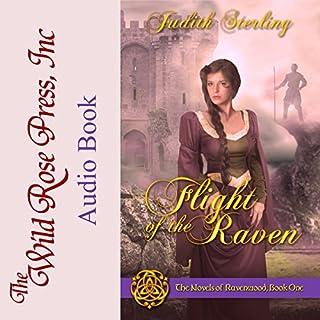 Flight of the Raven audiobook cover art