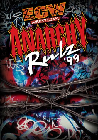 ECW (Extreme Championship Wrestling) - Anarchy Rulz '99 [VHS]