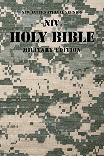 The NIV, Holy Bible, Military Edition, Compact, Paperback, Digi Camo