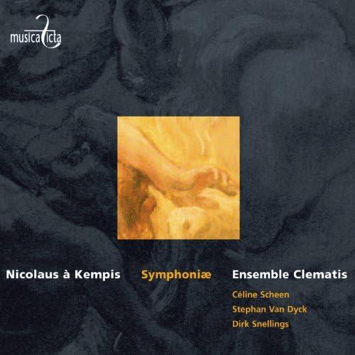 Stephan Van Dyck, Dirk Snellings, Ensemble Clematis, Leonardo García Alarcón & Céline Scheen