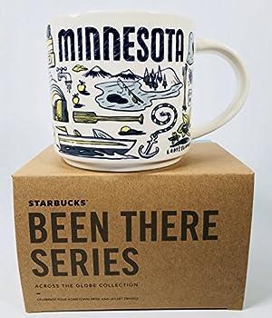 Starbucks Minnesota Mug Been There Series Across the Globe Collection
