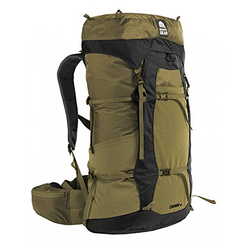Granite Gear Crown 2 60 Backpack - Men's Highland Peat/Black Regular