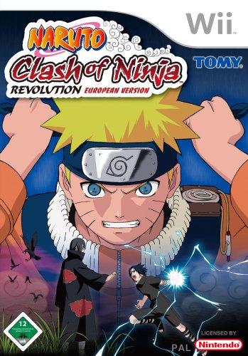 Naruto - Clash of Ninja Revolution (European Version)