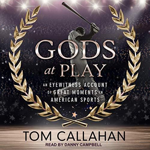 『Gods at Play』のカバーアート