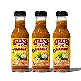 Bragg's Ginger & Sesame Salad Dressing 12 OZ(Pack of 3)