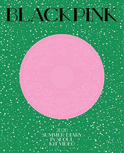 [KIHNO Album] Blackpink – 2020 Blackpink's Summer Diary in Seoul Kit Video + Extra Photocards Set