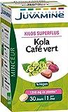 Juvamine Kola Café Vert Kilos Superflus 30 Comprimés