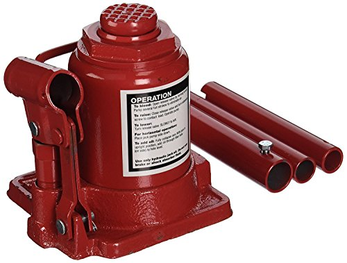 Sunex 4913A 12-Ton, Short Bottle Jack