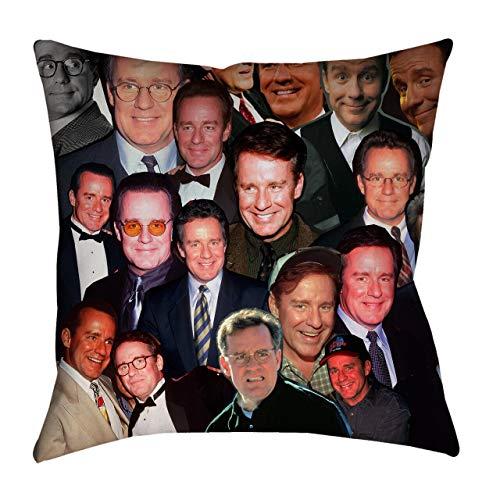 zxnucbvve Ph YGHLGWZBM il Hartman Photo Collage Pillowcase Fundas para Almohada,Fundas Decorativas para Almohada UBSSL 45cm x 45cm(18'x18') No Insert