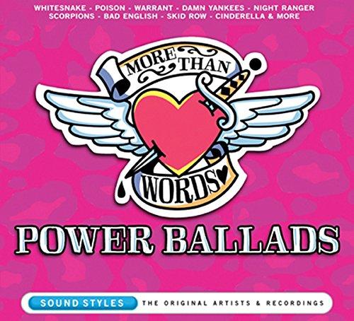 More Than Words: Power Balla/Various