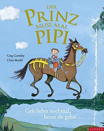 Der Prinz muss mal Pipi - Eine Geschichte zum Thema