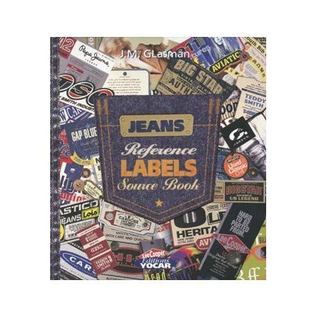 JEANS REFERENCE LABELS SOURCE BOOKS
