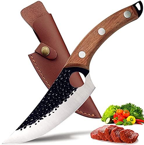 Boning Huusk Knives , Camping, BBQ,Tactical (A-Boning Knife)