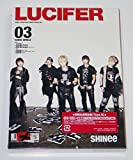 SHINee - LUCIFER (JAPAN 3rd Single) [CD+DVD Limited Type-B] Photobook + Photocard + Extra Gift Photocards Set