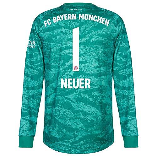 adidas Bayern München Home TW Neuer 1 Trikot 2019-2020 - XXL