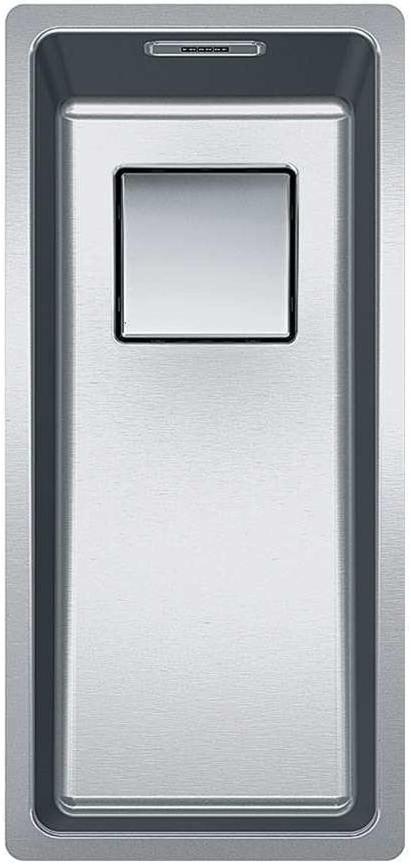 Franke Centinox CMX 210-17 Edelstahl Spültisch flchenbündig Spülbecken Küche