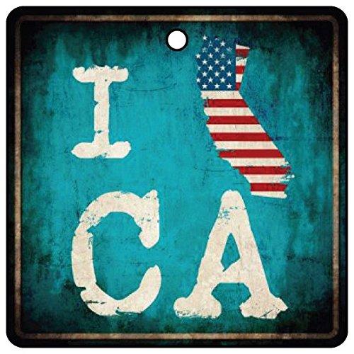 Ambientador De Coche California  marca AAF