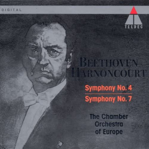 Nikolaus Harnoncourt & The Chamber Orchestra Of Europe