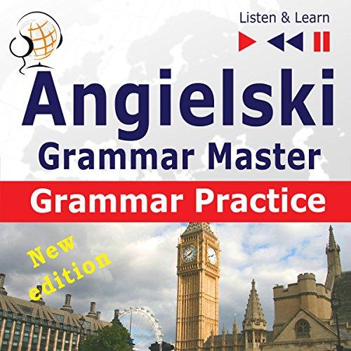 Couverture de Angielski Grammar Master - New Edition - Grammar Practice. Poziom średnio zaawansowany / zaawansowany B2-C1
