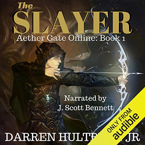 The Slayer audiobook cover art