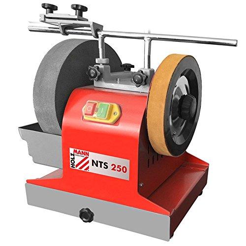 Holzmann Maschinen NTS250_230V NTS250_230V Trocken-Nass-Schleifer 200 W 250 mm