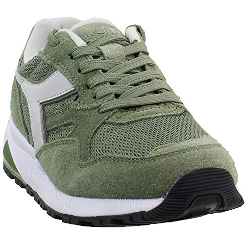 Diadora Mens N902 Lace Up Sneakers Shoes Casual - Green - Size 5.5 D