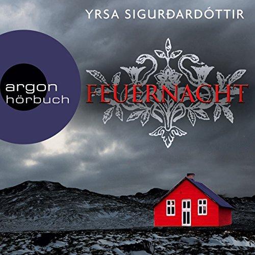 Feuernacht (Dóra Guðmundsdóttir 5) audiobook cover art