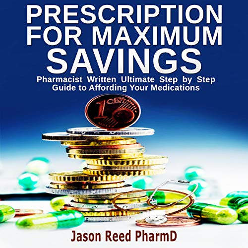 Prescription for Maximum Savings cover art