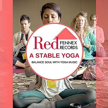 A Stable Yoga - Balance Soul With Yoga Music