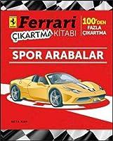 Ferrari Cikartma Kitabi - Spor Arabalar