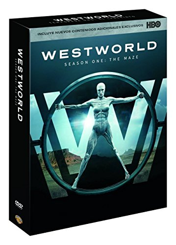 Westworld Temporada 1 [DVD]