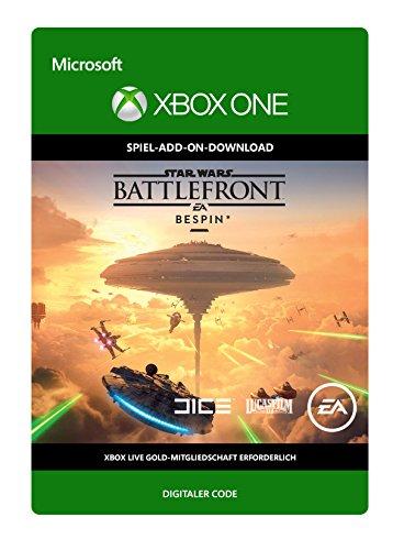 Star Wars Battlefront: Bespin Expansion Pack DLC [Spielerweiterung] [Xbox One - Download Code]