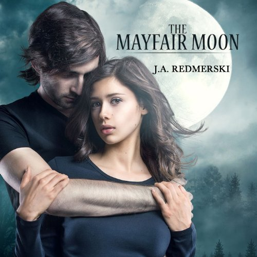 The Mayfair Moon audiobook cover art