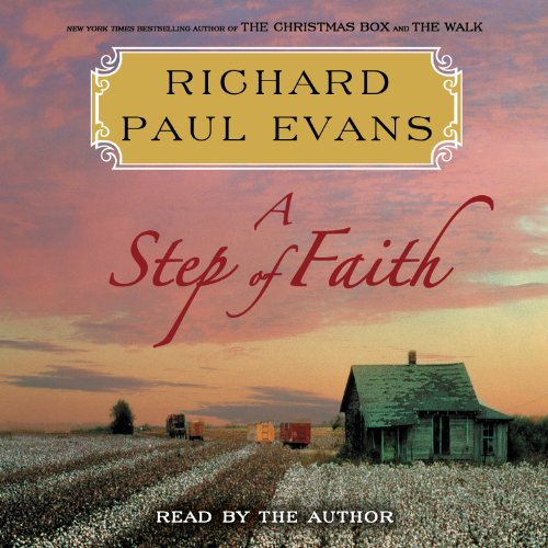 Step of Faith audiobook cover art