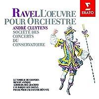 Cluytens/SDCDC - Ravel: Tombeau de Couperin, Alborada, Pavane [SACD Hybrid]Japan by Alborada, Pavane [SACD Hybrid]Japan Cluytens/SDCDC - Ravel: Tombeau de Couperin (2012-07-29)