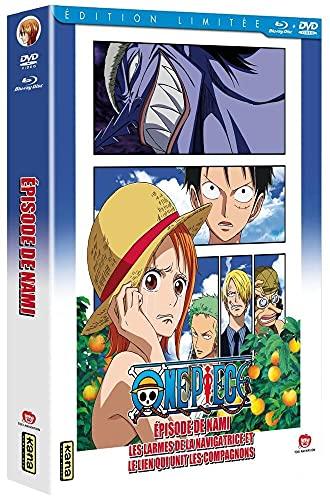 One Piece-Episode of Nami : Les Larmes de la navigatrice + Le Lien des compagnons [Combo Blu-Ray + DVD-Édition Limitée]