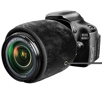 ★【幅広い対応範囲】レンズ外径59mm~100mm天体望遠鏡、一眼レフデジタルカメラ対応。Canon/Sony/Nikon/SIGMA/SAMYANG/TAMRONなどのカメラ対応。(購入する前にレンズ外径を測ってください) ★【操作簡単なカメラレンズヒーター】モバイルバッテリー(含まっていない)に接続だけで、内部の炭繊維発熱材料は霜よけ最適な50℃まで加熱でき、テープ全体は均一に発熱して、レンズを温めて水分付着にくい結露防止の効果実現、冬の景色を鮮明に写し出せます。寒冷高湿環境下でも安心の高出...