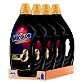 Micolor Detergente Gel Black 30 Lavados - Pack de 4, Total 120 Lavados
