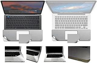 【E-COAST】New MacBook Pro 13インチ 2016 Touch Bar搭載モデル/Touch Bar非搭載モデル専用タッチパッド&リストシール 保護フィルム