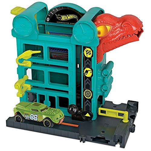 Hot Wheels City Turbo Workshop Escape