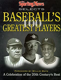 sporting news greatest baseball players