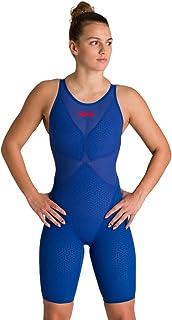 Arena - Women's Powerskin Carbon-Glide Full Body Short Leg Open Back