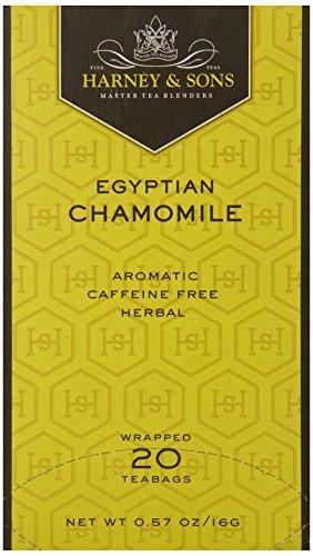 Harney & Sons Fine Teas Egyptian Chamomile - 20 Tea bags